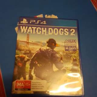 Watchdogs 2 (PS4) [Preowned]