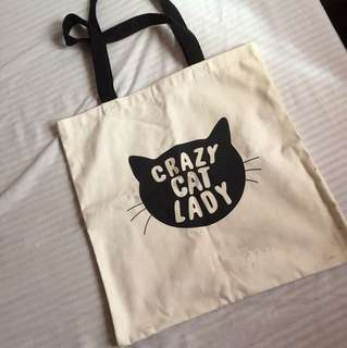 Original F21 Tote Bag