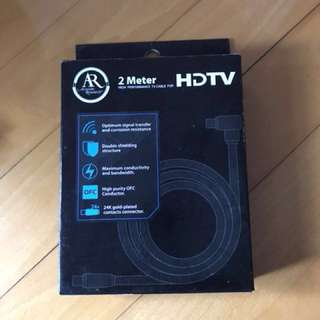🍂HDTV 2 Metre Cable