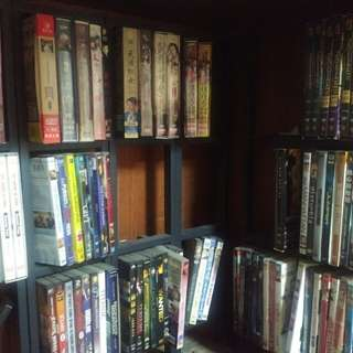 Movie DVDs (Many Titles Available)
