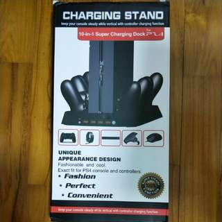 *Brand New* PS4 10 in 1 Charging Stand