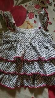 Baby dress 5 - 12 month.