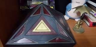 Darth Vader Star Wars Sith Holocron with Sith Book and items