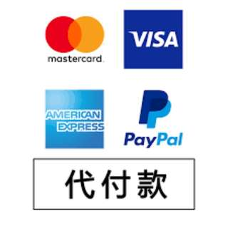 信用卡代付 visa,mastercard,AE,銀聯