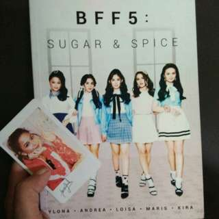 Book Bundle: 1) BFF5: Sugar and Spice 2) He's My Oppastar and Vlogger Girl Mangaserye