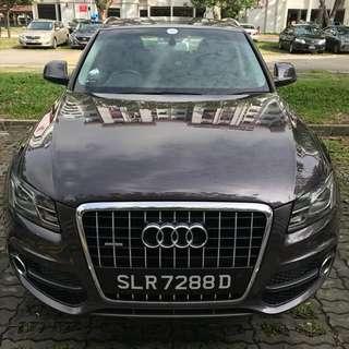 Audi Q5 3.2 FSI Quattro Sline