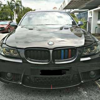 SAMBUNG BAYAR  BMW E90 335i M SPORT TWIN TURBO TAHUN 2009 BULANAN RM 2028 BAKI 5 TAHUN ROADTAX BARU  SUNROOF TIPTOP CONDITION  DP KLIK wasap.my/60133524312/e90m