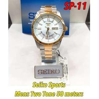 SEIKO 5 SPORTS MEN AUTOMATIC ( ORIGINAL )