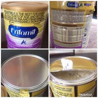 Enfamil A+ Gentlease Formula Milk 900 gr