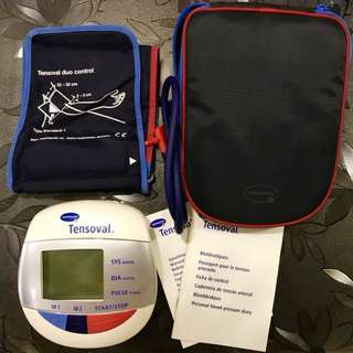 Tensoval Duo Control Blood Pressure Monitor