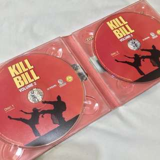 Kill Bill Vol. 2 Authentic CD