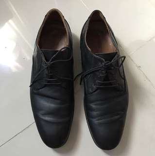 Zara Man Leather Shoes