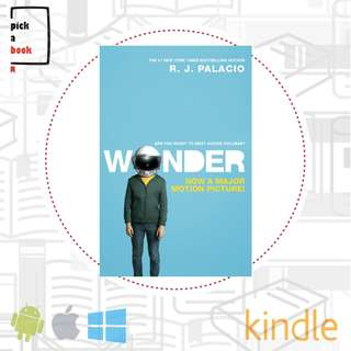 Wonder by RJ Palacio E-Book
