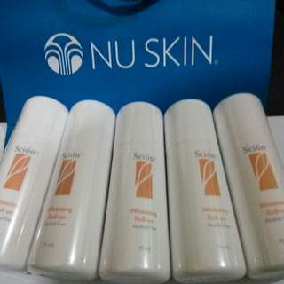 Nuskin scion rollon