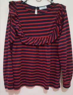Baju Kaos Like a Look Zara