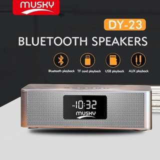 MUSKY DY-23 HIFI High-Power Bluetooth Speaker