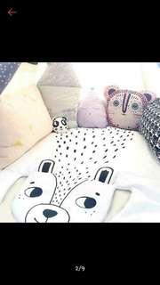 Baby playmat Bear