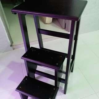 Stool ladder