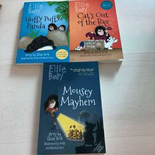 Ellie Belly's books