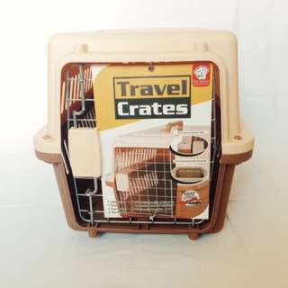 Travel Crate for Dogs and Cats