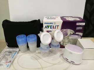 Philips Avent Natural Breast electric Pump