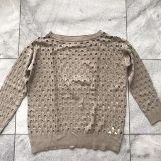 Drops sweater