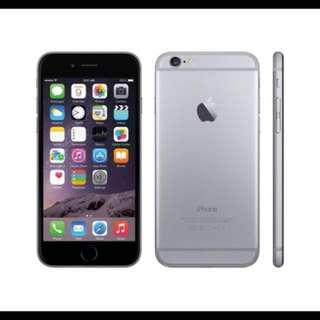 I phone 6 (太空灰)64G