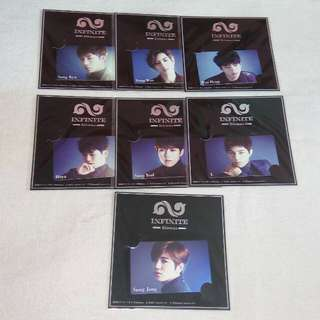 Infinite Dilemma Music Card Official