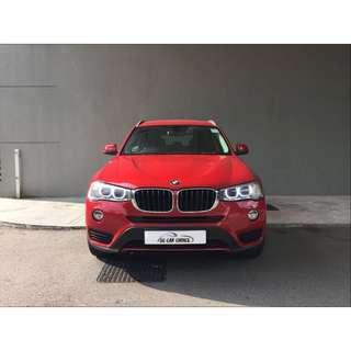 BMW X3 Auto sDrive20i