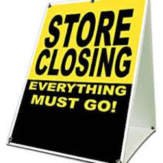 ‼️CLOSING SHOP‼️Make your offers everything must go😊
