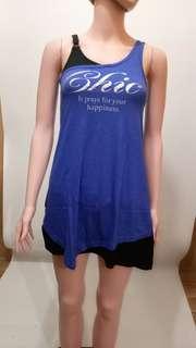 Ucan see import brand CLUB CHIC fashion wanita AQ2782