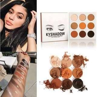 Kylie Cosmetics Kyshadow Bronze Palette