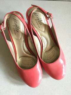 Pink peach wedges payless #mauthr