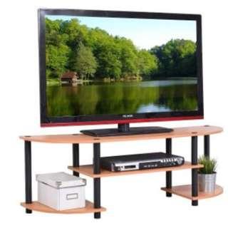 Flexipole TV Cabinet / TV Rack in Beech Finishing #cny88