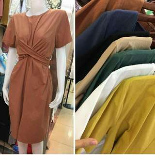 Twisted dress bkk