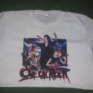 One ok rock tshirt