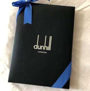 Dunhill 男裝西裝襪皮鞋襪禮盒裝禮物