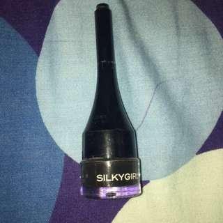 Silkygirl gel black liner