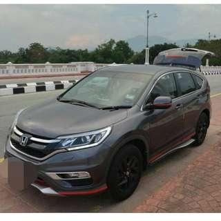 2015 Honda CR-V 2.0 (A)