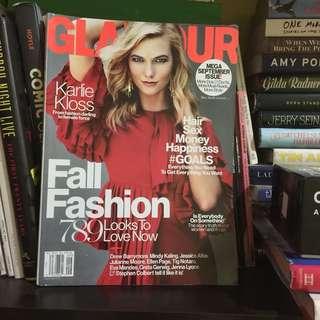 KARLIE KLOSS Glamour Magazine