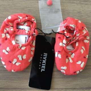 Sonia Rykiel Enfant Baby Shoes