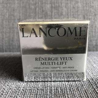 Lancôme Renergie Yeux Multi-lift eye cream