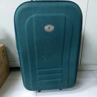 2 Wheels Luggage Size H 26inch W15inch
