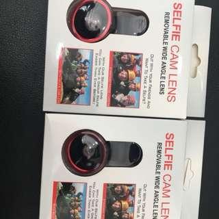 Selfie Cam Lens (wide angle lens)