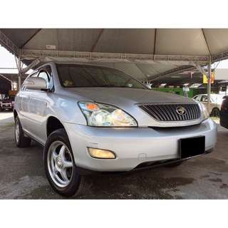 Toyota Harrier 2.4 Premium L (Auto) P.Boot / Electric Seat / 2005/10