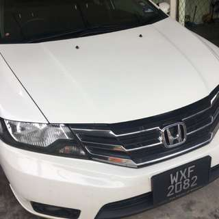Honda City (Reduced Price!)