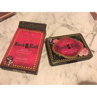 Too Faced Rock and Roll palette BNIB LE discontinued rare to find