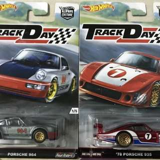 Hotwheels Track Day Lot