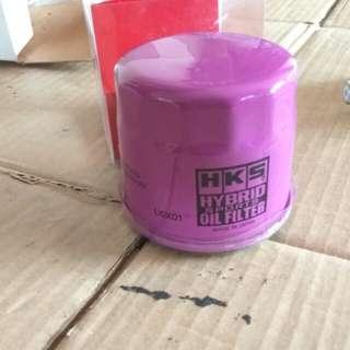 HKS hybrid oil filter Universal