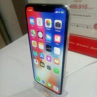 Kredit iPhone X 64GB Kredit Langsung Cair